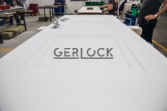 assembling-Gerlock-security-doors-door-with-finishing-3D-milled-panels-and-locks