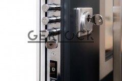 Electronic-security-lock-in-RC-3-security-door-Gerlock