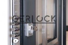 Security-door-Gerlock-Classic-RC3-with-electronic-security-lock