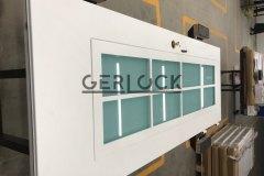 security-door-with-mat-glass-assembling